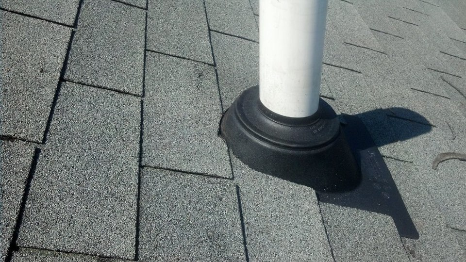 alternatively you may have a leak in one of the roof vent boots eg one of these things - Roof Boots